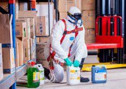 Środki bezpieczeństwa w laboratorium